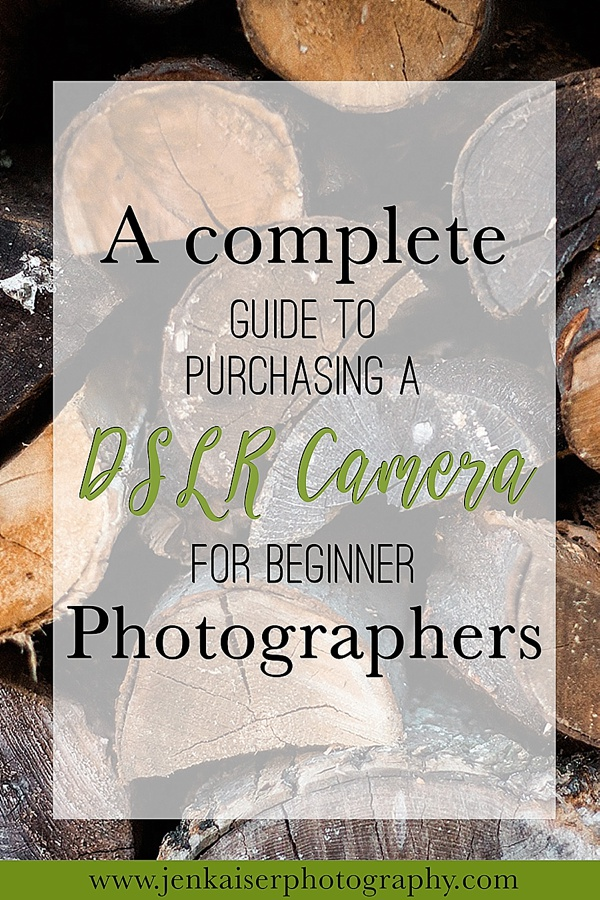 A complete guide to purchasing a new DSLR camera and lens