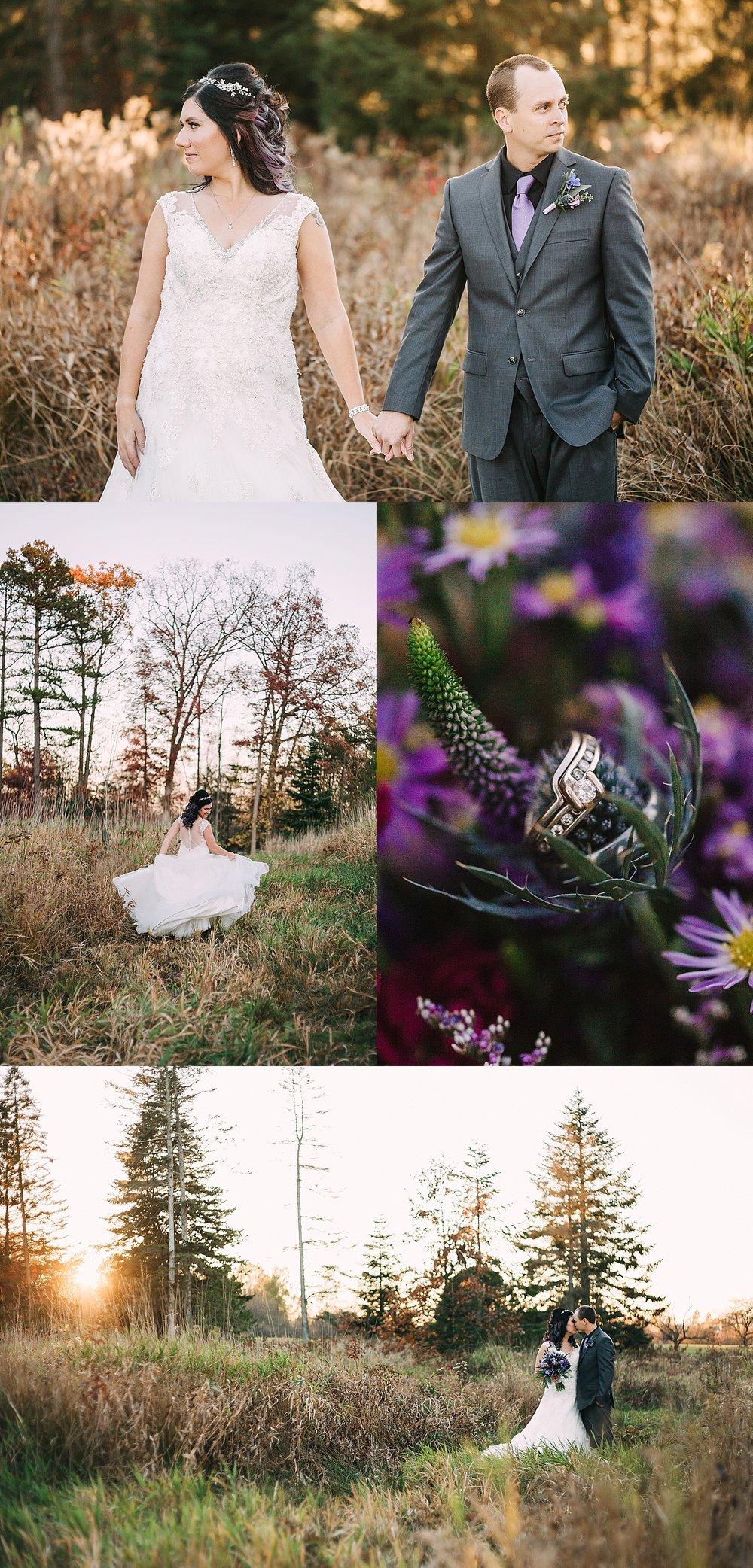 Wedding Photographer Akron Ohio