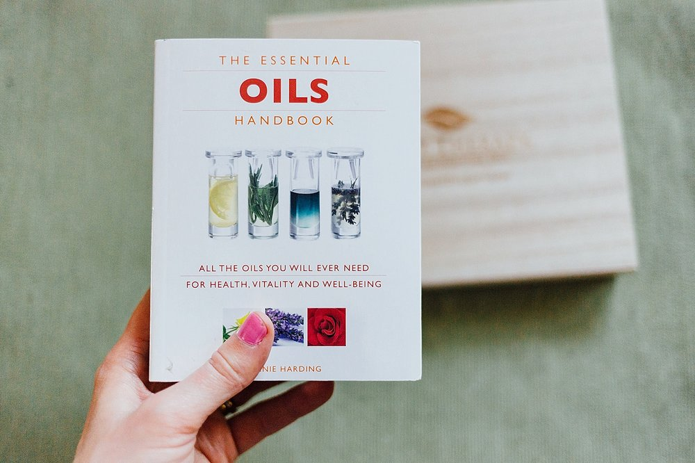 Plant Therapy, the essential oils handbook