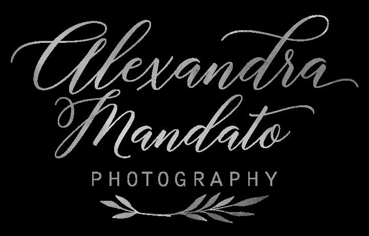 Alexandra Mandato Photography Logo