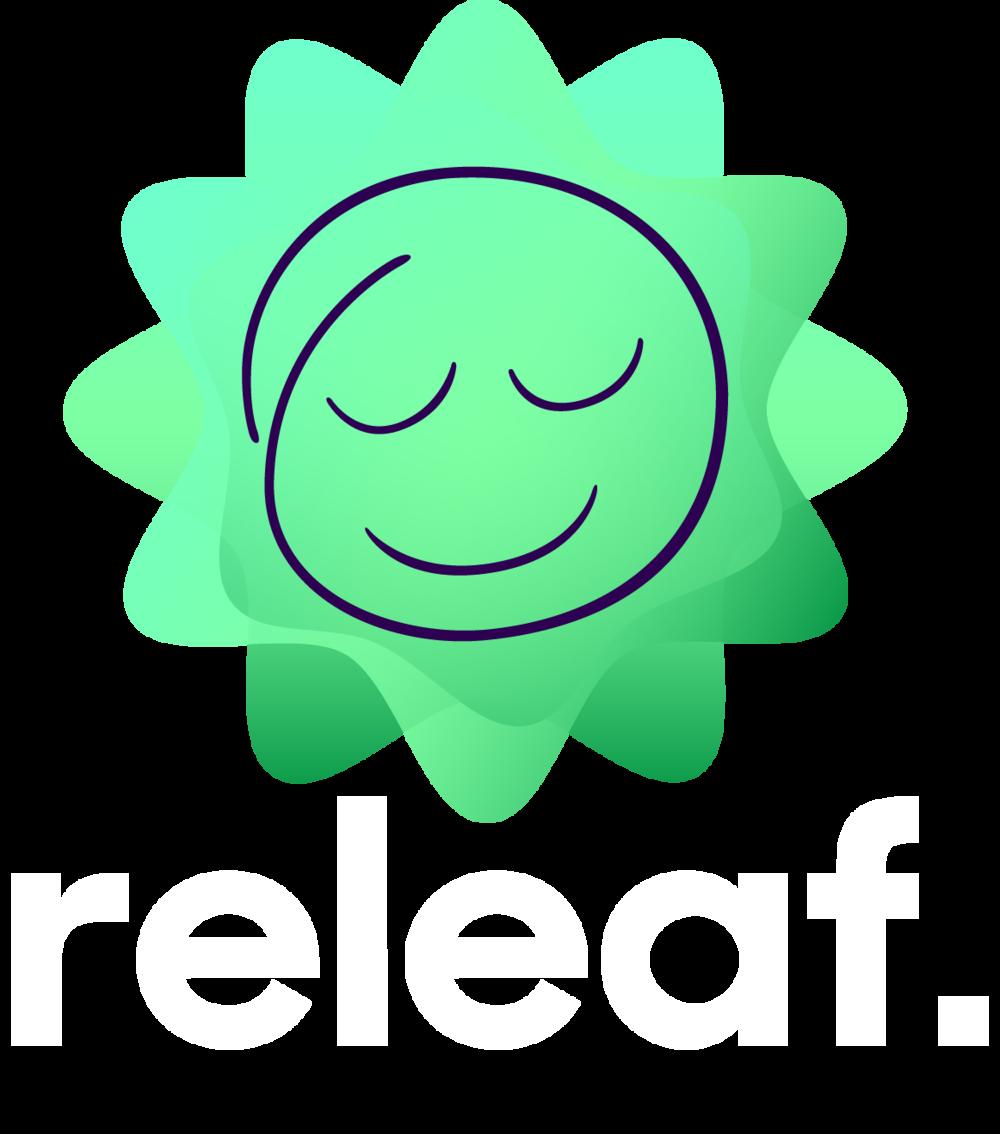 ReleafBrand_LogoWht-VertLrg.png