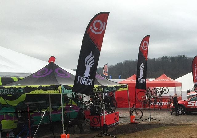 #CXNationals is ramping up for the weekend. Hopefully the rain holds off for racing tomorrow.