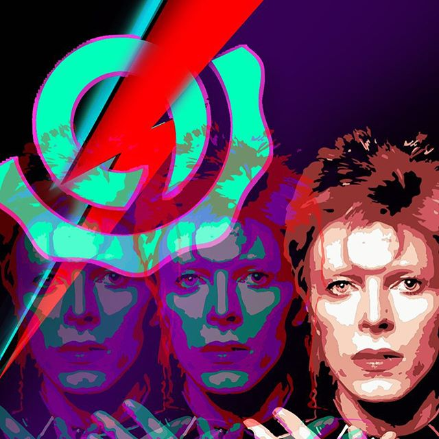 Come and join us Friday the 22nd for a night to celebrate the music of David Bowie. We will be hosting a costume party at @banks___ave with prizes for best David Bowie and sexiest David Bowie. More details on our Facebook page.