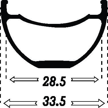 Black Grade rimwidth icon
