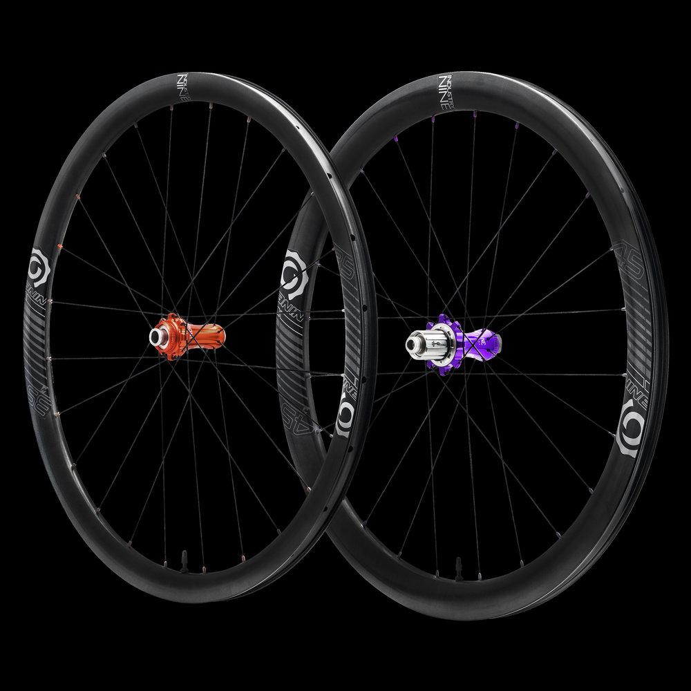 Product - Wheelsets - Road - i9.35 & i9.45 Combo - On Black - DSC03438.jpg
