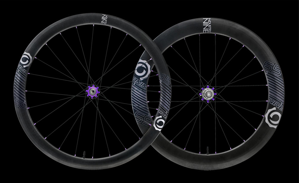 Product - Wheelsets - Road - i9.45 & i9.65 Combo - On Black - DSC03433.jpg