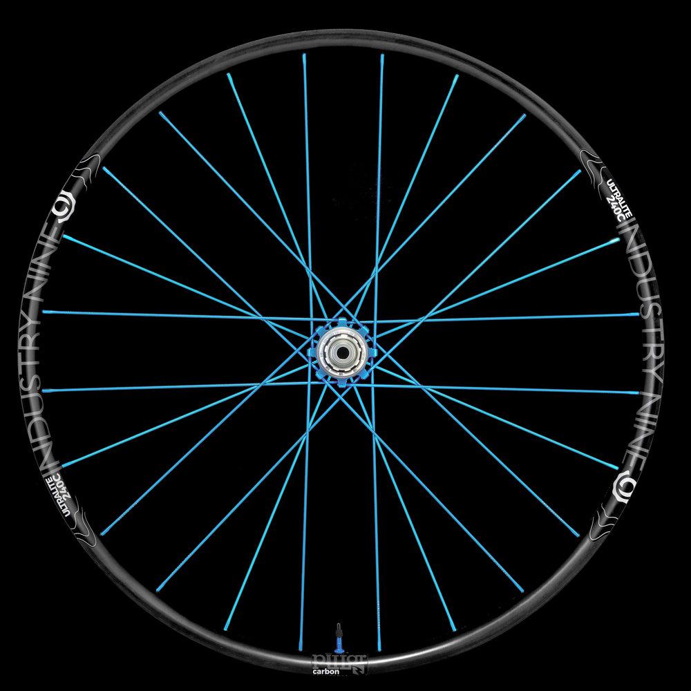 UltraLight240c - TRA System - Turquoise Build - On Black - Rear Wheel-WEB.jpg