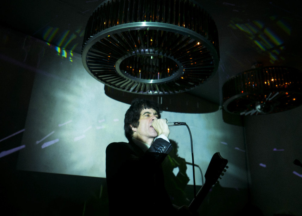 Ian Svenonius/ESCAPE-ISM