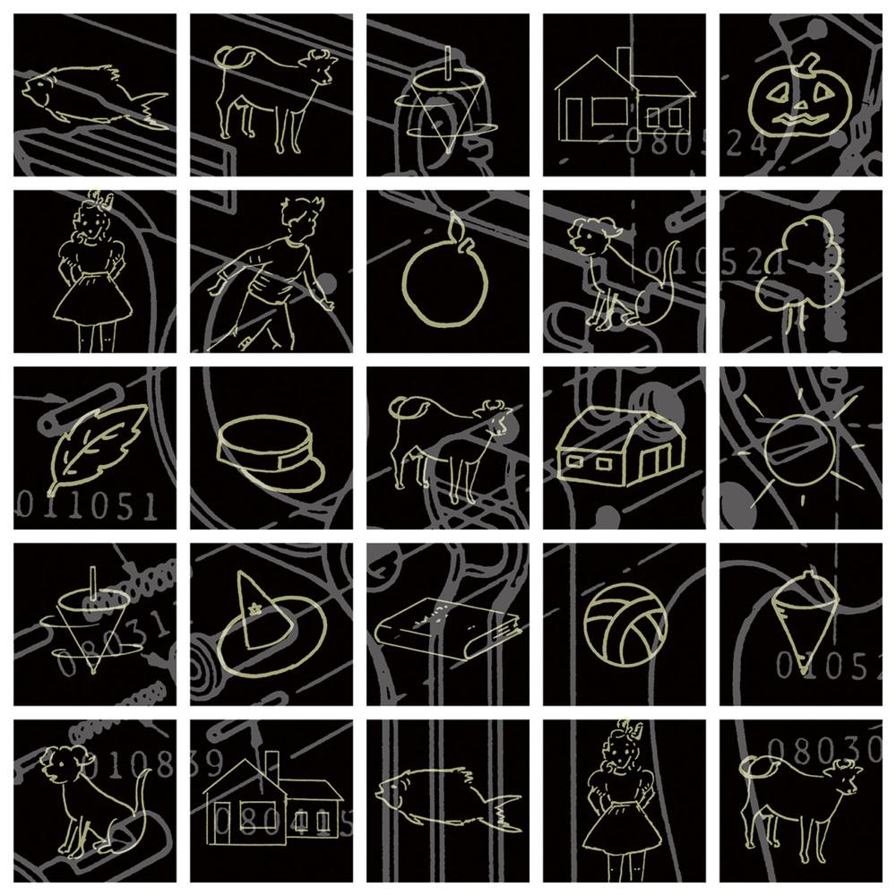"Poem of Nature , 2000, 39 5/8 x 33 3/8"", lambda print, plexiglass and custom hardware."