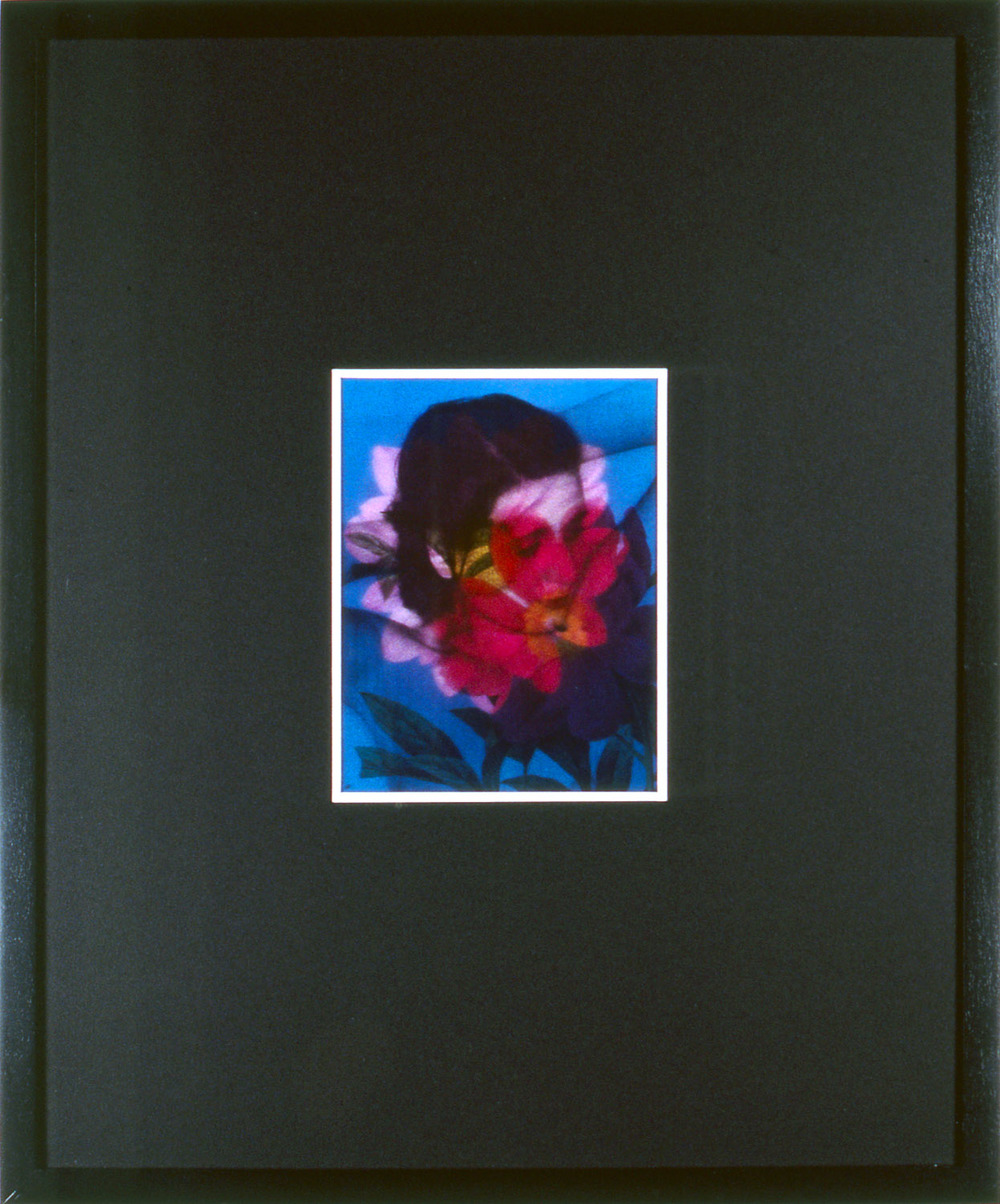 "Woman As Object 2 , 1995, 17 1/4 x 14 1/2"", mixed media with frame."