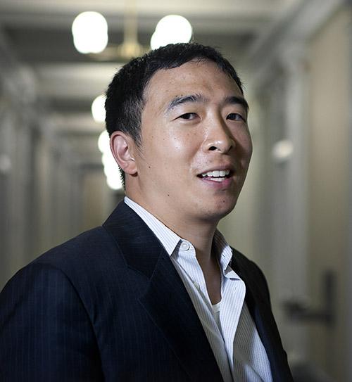 Andrew Yang, Venture for America