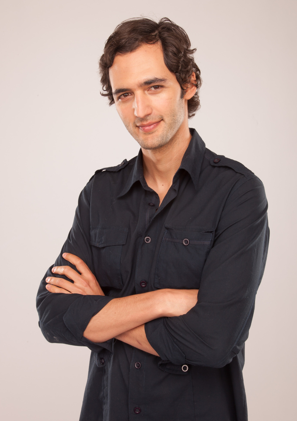 Jason Silva, Host of Brain Games