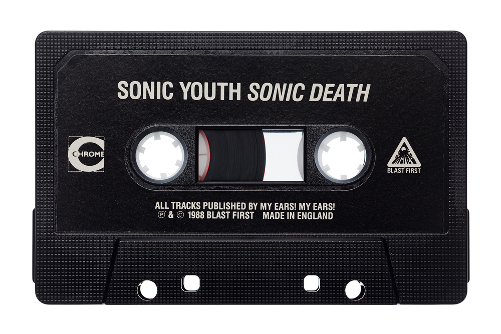 Sonic Youth - Sonic Death  Archival Inkjet Print    Inquire about price