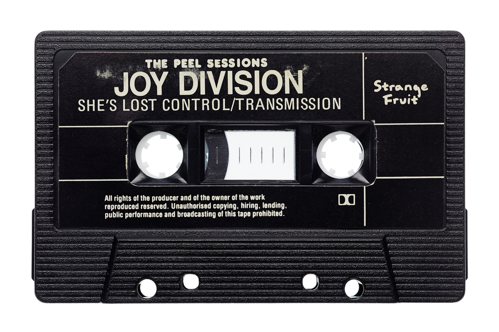 Joy Division - The Peel Sessions  Archival Inkjet Print    Inquire about price