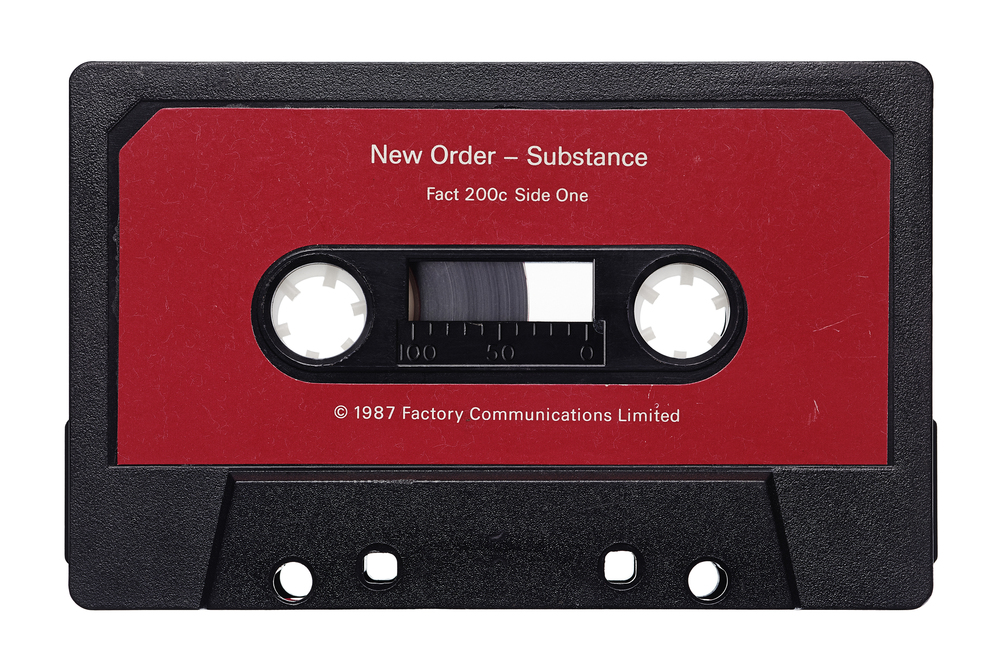 New Order - Substance II  Archival Inkjet Print    Inquire about price