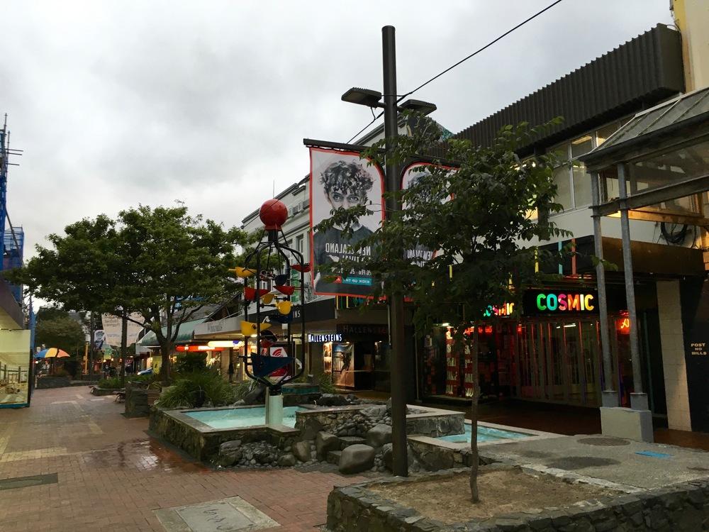 colorful cuba street