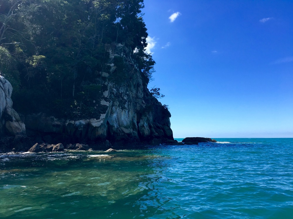 boating around the tasman