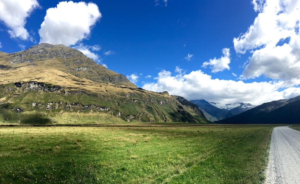 matukituki valley