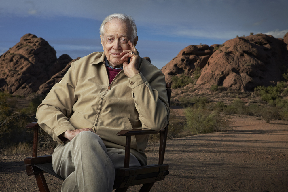 Hugh Downs_Phoenix, AZ_RTBP_Photograph By David Zickl_602.751.6333.jpg
