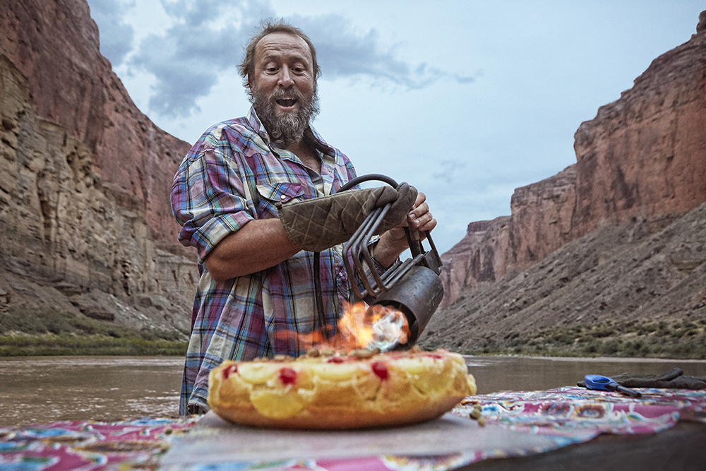 Blog Veteran Grand Canyon River Chef Jay Healy_Impeccable Brulee' technique.jpg