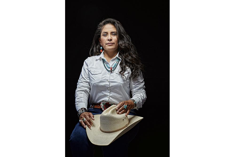 BLOG White canvas WMAT Chairwoman_Gwendena Lee-Gatewood_White Mountain Apache Reservation, AZ_PHOTOGRAPH BY DAVID ZICKL_602.751.6333_P32A6257.jpg