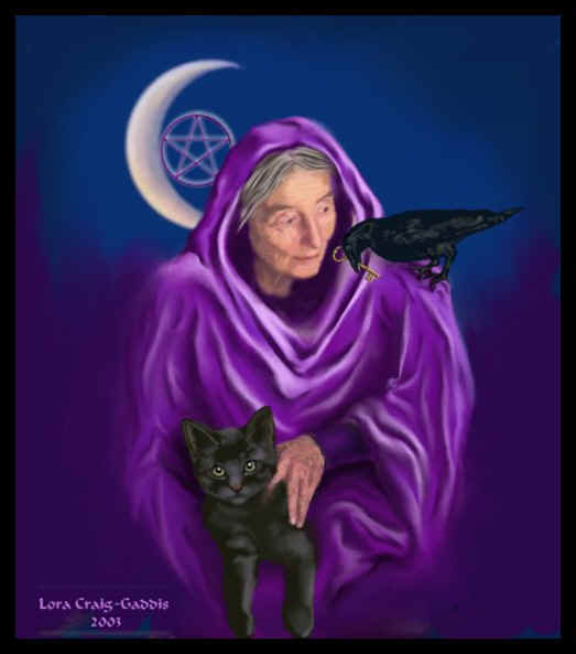 crone_crow_moon_cat_dark_witch_hecate