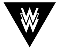 wild witch west logo astrologer sf