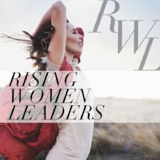 """Rising Women Leaders Podcast: Episode 25 """"Astrology, Asteroids, and Feminine Archetypes"""" Hosted by Meredith Rom, guest Rebecca Farrar"""