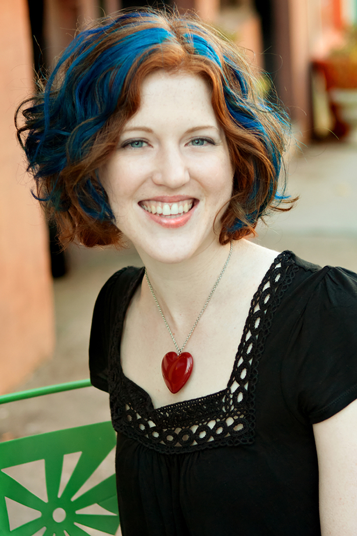 Author photo by Destinee Blau, 2010