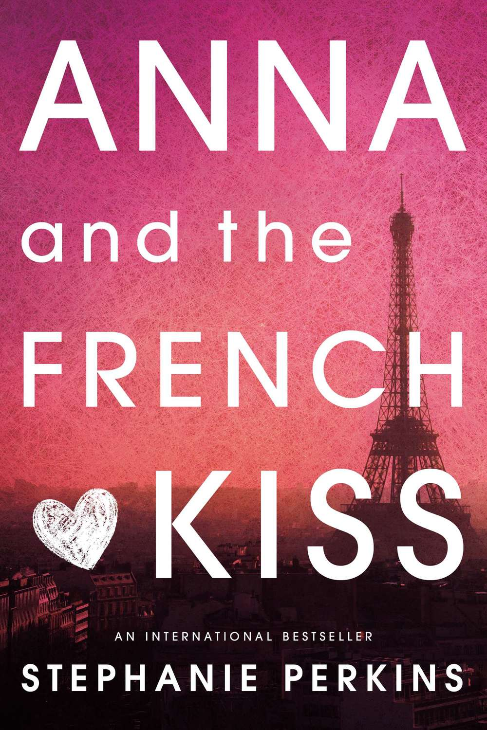 Resultado de imagen de anna and the french kiss cover