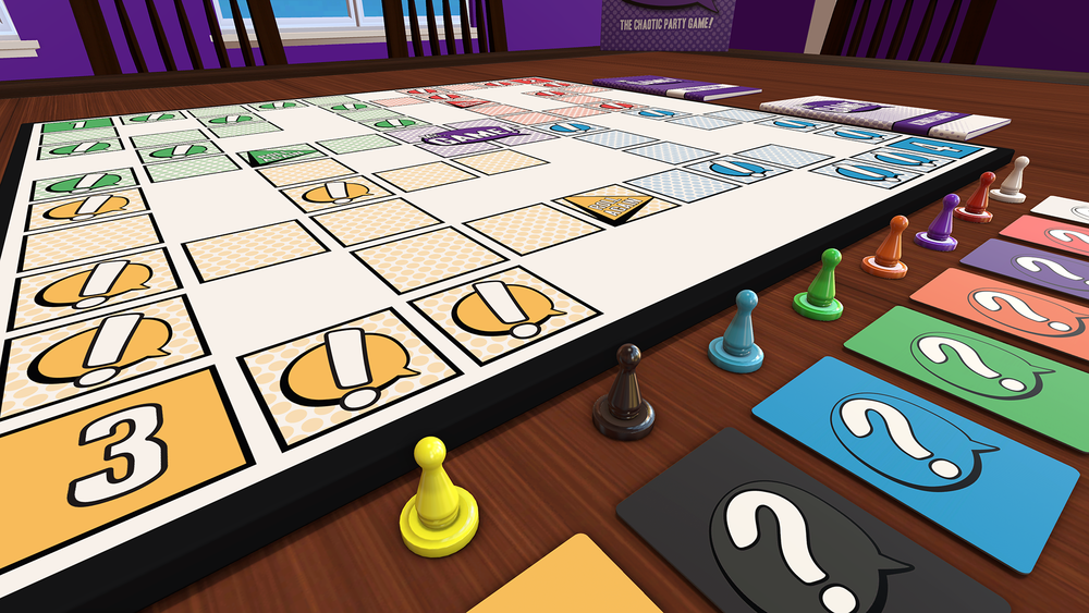 Digital Versions Mr Game - Digital board game table