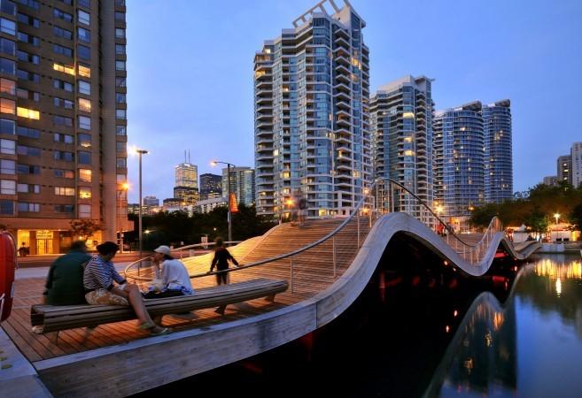 Source: Toronto Waterfront image galleries