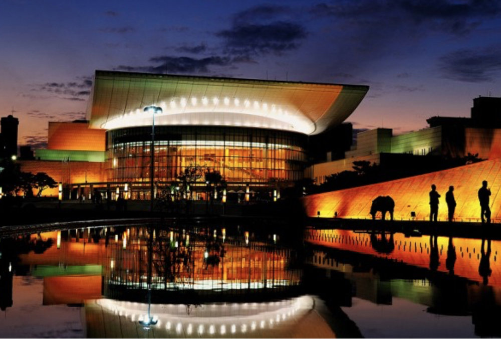 Daejeon Arts Center in South Korea