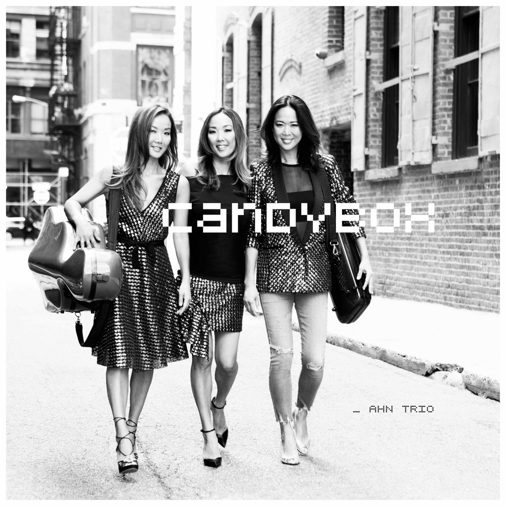 Ahn Trio's #newsingle vibrant, upbeat & Dance-ey piece #Candybox by Dutch composer Chiel Meijering released April 5th 2019 on iTunes & everywhere! Download/stream Enjoy!