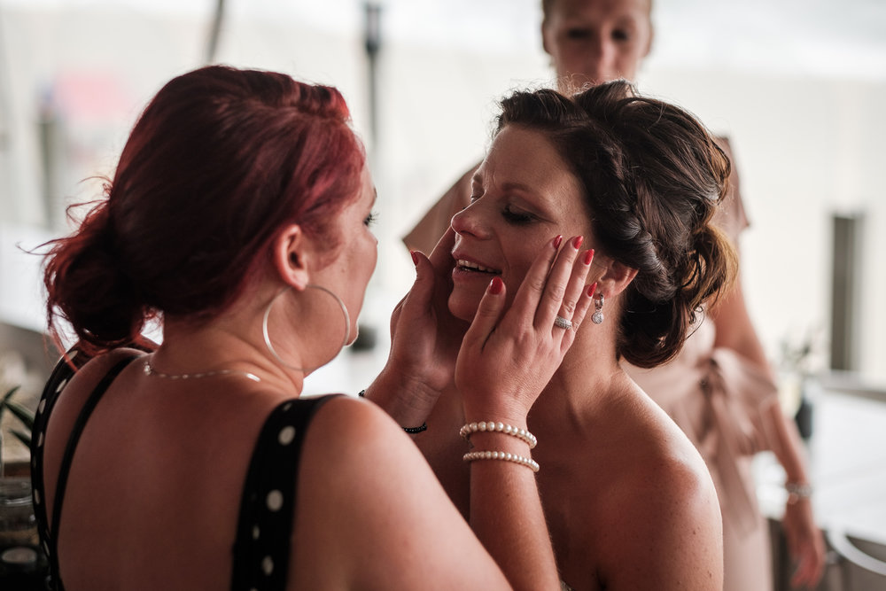 Journalistieke bruidsfotografie Koudekerke momenten