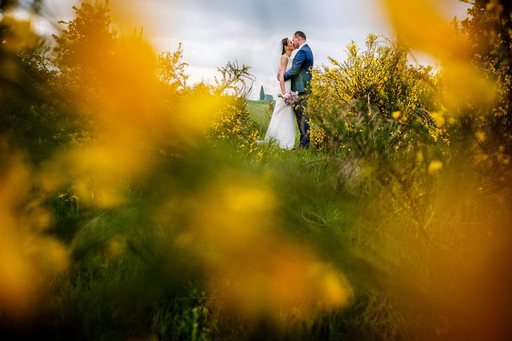 Fujifilm kleuren X-Pro2 - Marleen en Brian - Peter Geluk bruidsfotografie - Benedensas Nieuw Vossemeer Steenbergen
