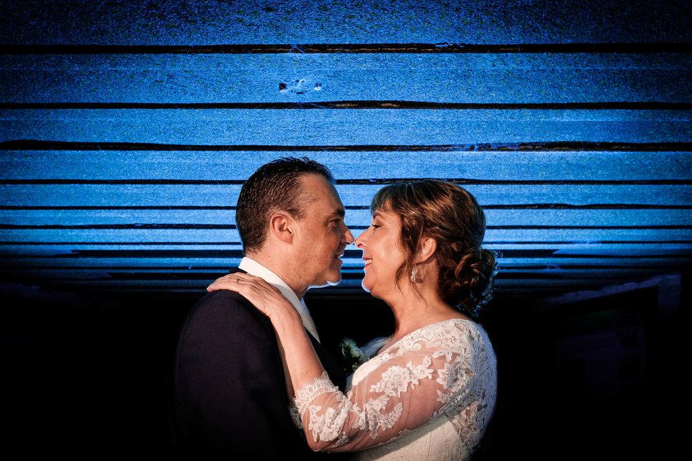 foto bunker beneden Sas peter geluk bruidsfotografie