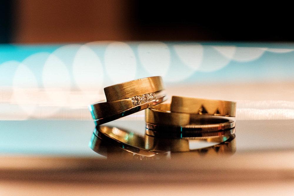 Ringen detailfoto Pete Geluk