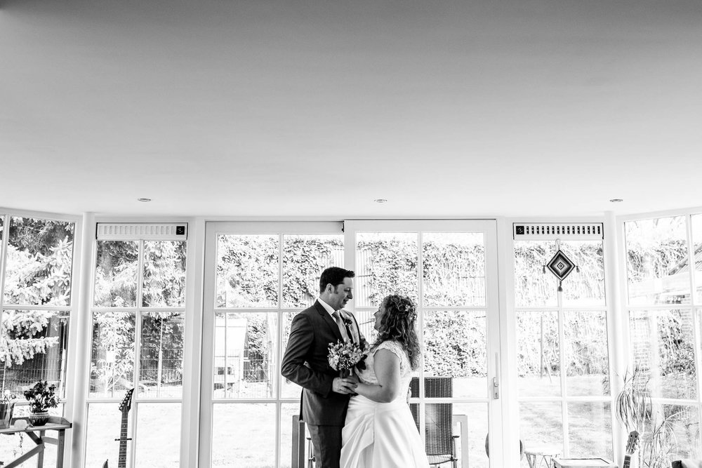 ontmoeting bruidspaar love