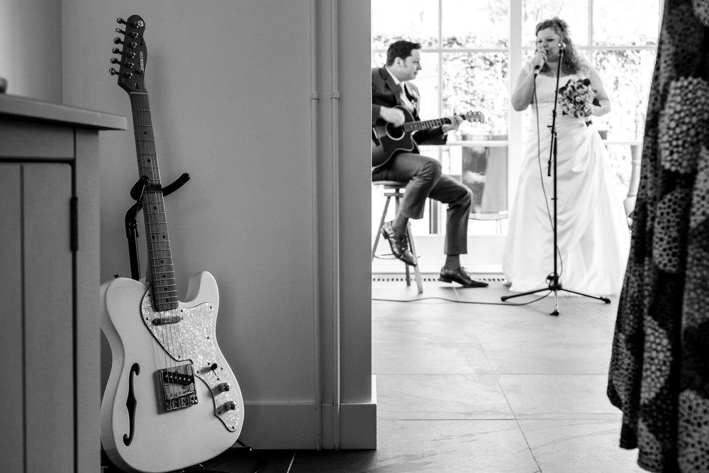 gitaar bruiloft Brabant Bladel