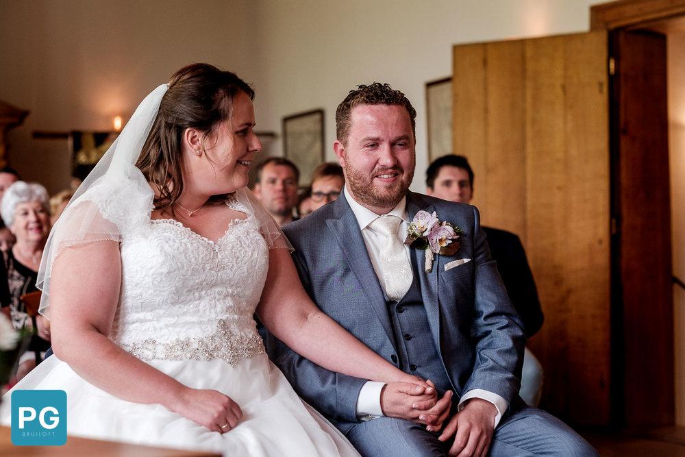 Prinsenhuis Hellevoetsluis bruiloft met een traan