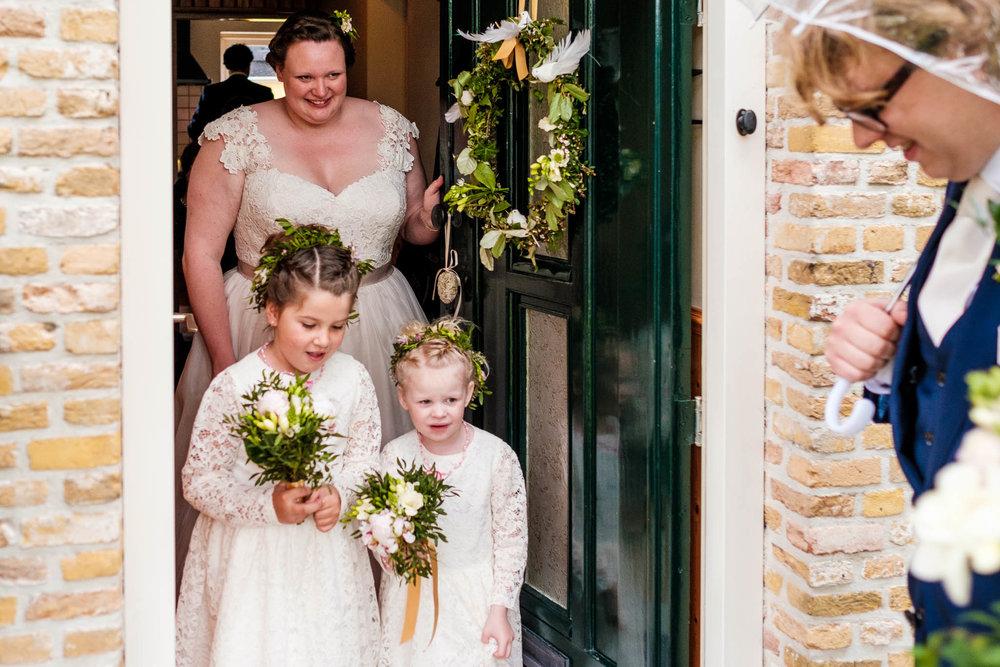 bruidsmeisjes, petergelukbruidsfotografie