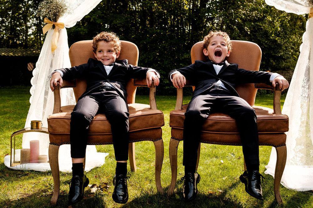 Wat is journalistieke fotografie de tweeling