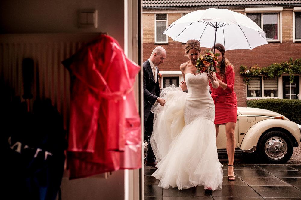 Mooie bruidsfoto's Love Rules
