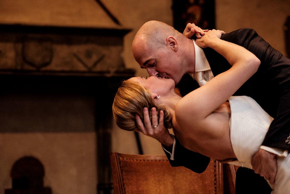 aparte bruidsfoto's Love Rules