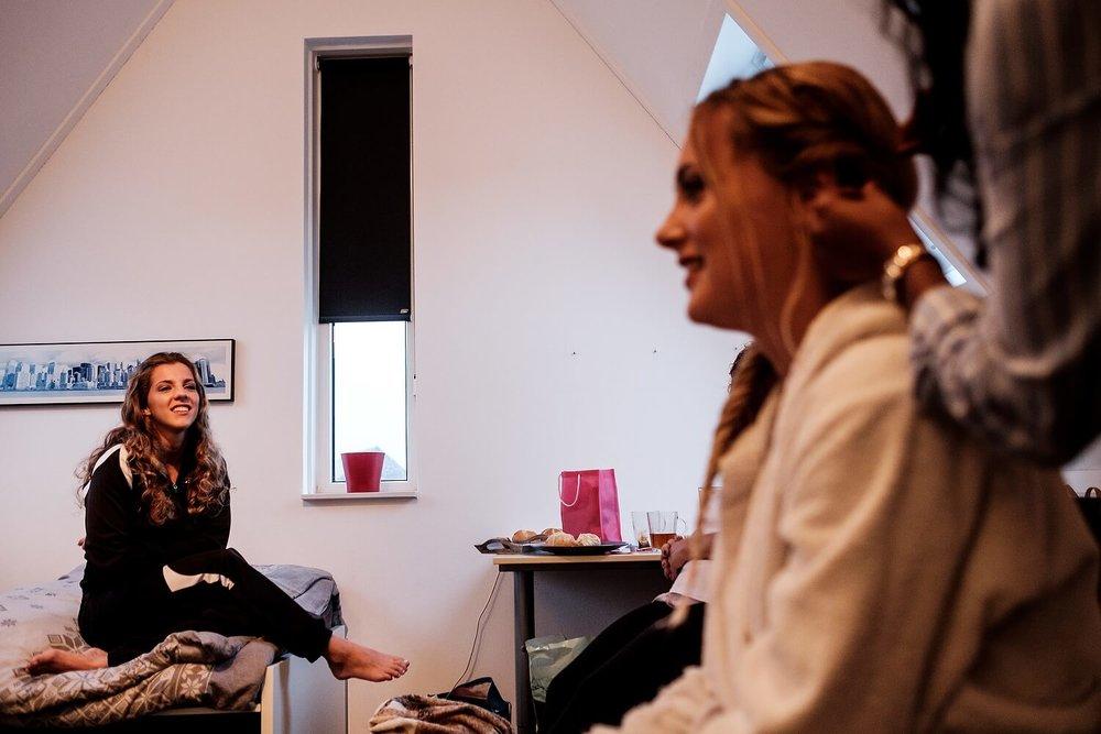 Journalistieke bruidsfotografie Middelburg
