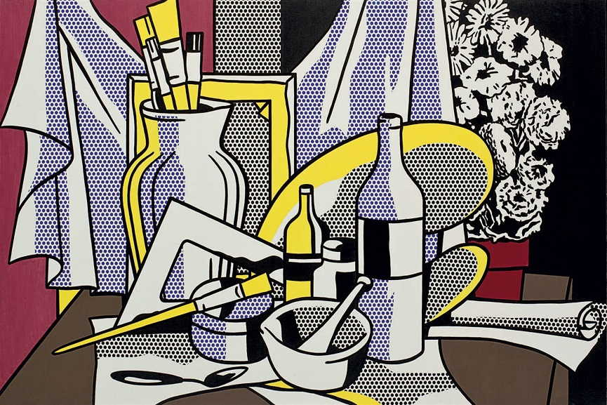 Pop Objectivity by Roy Lichtenstein