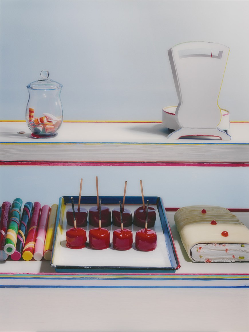 Candy counter 1969 By Sharon Core