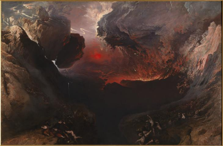 John Martin The Great Day of His Wrath (1851-3)