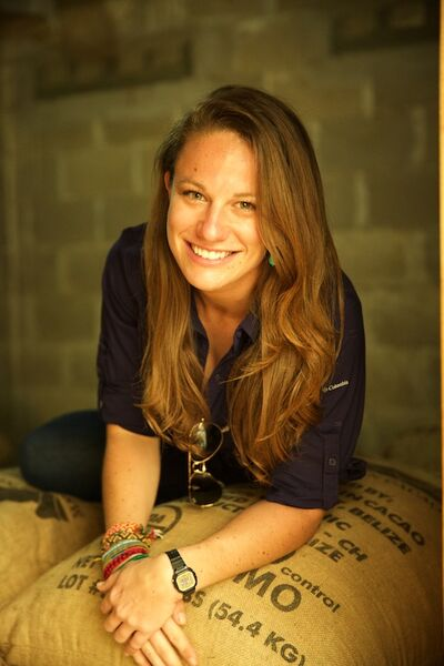 Emily Stone CEO Uncommon Cacao Group